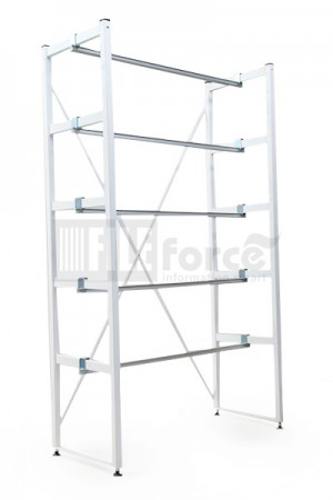 5-tier Starter Ladder Rack, 1 metre Wide