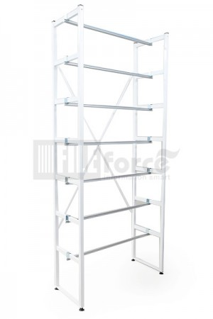 7-tier Starter Ladder Rack, 1 metre Wide