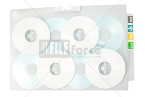 T-Glide Poly file to file 8 CD / DVD