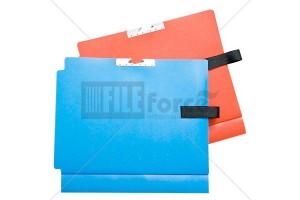 T-Glide Plastic Folder
