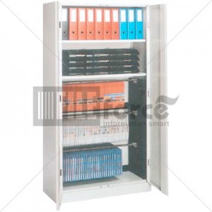 6′H Swing Door Metal Cabinet
