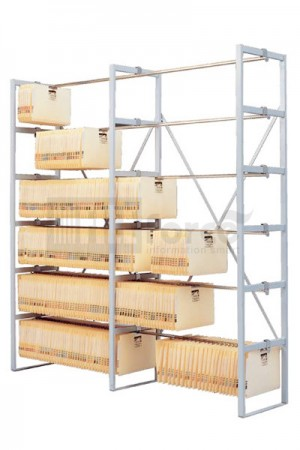 6-tier T-Glide ladder rack - extension