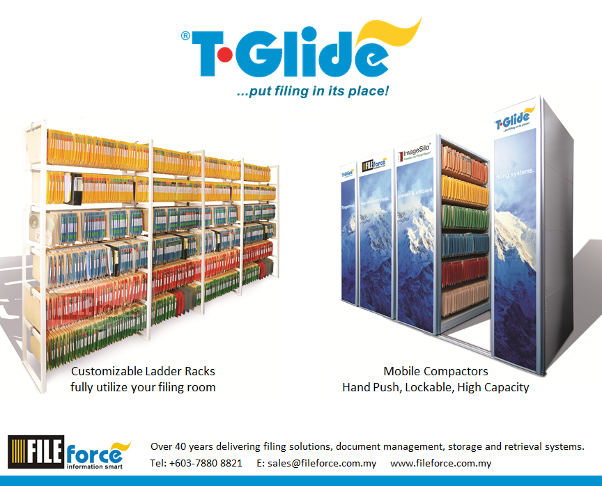 Best Filing System - Ladder Racks and Compactors