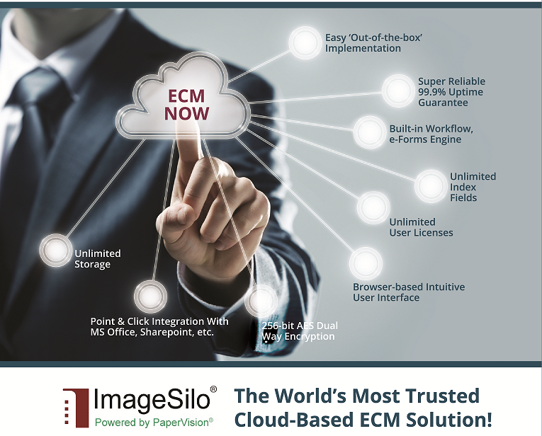World's Best Cloud ECM Solution