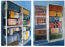 Office Filing Housing and Shelving